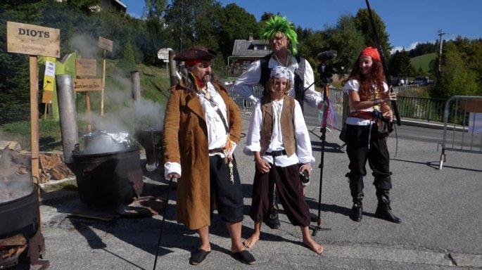 pirates entremonts